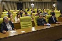 TICARET VE SANAYI ODASı - UTSO'da Uşaklı 80 Firma 28 Otel İle Buluştu
