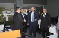 ORGAN NAKLİ - Vali Azizoğlu, Atatürk Üniversitesinin Çalışmalarını Yerinde İnceledi