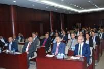EMNİYET MÜDÜRÜ - Vali Yerlikaya GTO Meclis Toplantısına Konuk Oldu