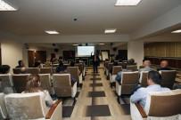 ÖFKE KONTROLÜ - Yenimahalle'de 8 Günlük Hizmet İçi Eğitim Programı