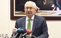 YURT DıŞı - YSK Başkanı Güven Kesin Sonuçları Açıkladı