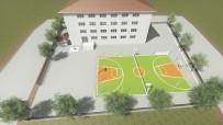 İMZA TÖRENİ - Yunusemre Belediyesi İlçedeki 10 Okula Spor Alanı Yapacak