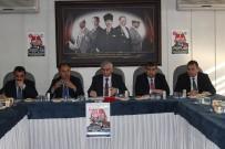 AHMET DEMIRCI - 1 Mayıs Kutlamaları İçin Hazırlıklar Sürüyor