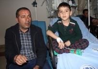 RÖNTGEN - 7 Yaşındaki Çocuk Oyuncağının Pilini Yuttu