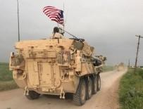 ABD'den Türkiye sınırına zırhlı araç