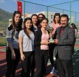 MEHMET ERDEMIR - ADÜ'de Sokak Basketbolu Ve Futbolda Ödüller Sahiplerini Buldu