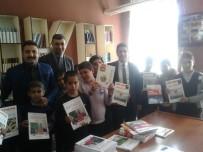 HAYVANCILIK - Ağrı'da Köy Okullarına Kitap Kampanyası Düzenlendi