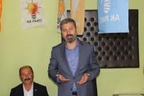 AHMET ÖZTÜRK - AK Parti'den Tut İlçesine Teşekkür Ziyareti