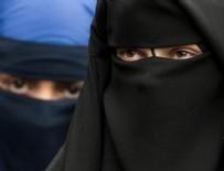 HRISTIYAN - Almanya'da burka ve nikap yasaklandı