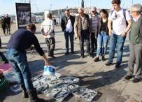 YAT LİMANI - Av Yasağı Olta Balıkçılarını Sevindirdi