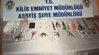 SAUNA - Aynı Spor Salonunda 3 Kez Hırsızlık Yaptığı İddia Edilen Kişi Gözaltına Alındı