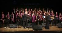SANAT MÜZİĞİ - Ayşe Sağyaşar'dan muhteşem konser