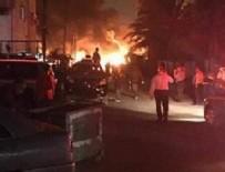 BOMBALI SALDIRI - Bağdat'ta bombalı saldırı: 7 ölü