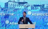 KÜRESEL BARIŞ - Bakan Albayrak Açıklaması 'Türk Akımı Projesini 2020'Ye Kadar Nasipse Bitireceğiz'