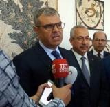 BAŞBAKAN YARDIMCISI - Başbakan Yardımcısı Kaynak Açıklaması 'Avrupa'nın Geleceğinden Kaygı Duyuyorum'