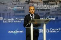 KATKI PAYI - Başbakan Yardımcısı Mehmet Şimşek, Sigortacılarla Bir Araya Geldi