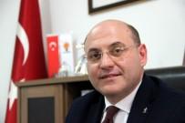 Başkan Ali Çetinbaş Açıklaması AK Parti Her Zaman Emekçilerin Yanında Olmuştur