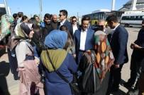 GAZİ YAŞARGİL - Başkan Atilla, Vatandaşların Sorun Ve Taleplerini Dinledi
