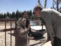 REFERANDUM - Başkan Çetin, Pursaklar'da Ziyaretleriyle Gönüllere Dokunuyor
