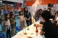 EĞİTİM FAKÜLTESİ - Bilim Festivali'ne Ziyaretçi Akını