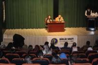 Birlik Vakfı Öğrencileri, Nevin Şahin Ve Rahmi Dilligil İle Buluşturdu