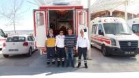 BOLAT - Bu Ambulans Diğerlerinden Biraz Farklı
