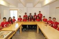 Burhaniyeli Gençler Yunanistan'a Gidiyor