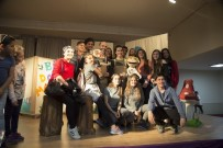 Burhaniyeli Minikler Tiyatro İle Tanıştı