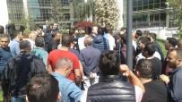 SÖZLEŞMELİ ÇALIŞAN - Bursalı Minibüsçülerin İsyanı