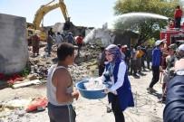 GÜNDOĞAN - Büyükşehir'den Roman Vatandaşlar İçin Lokma Hayrı