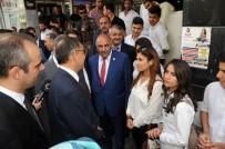Çevre Ve Şehircilik Bakanı Özhaseki Cizre'de İncelemelerde Bulundu