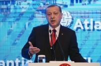 UÇUŞA YASAK BÖLGE - Cumhurbaşkanı Erdoğan Açıklaması 'ABD'nin Suriye'de YPG Ve PYD'ye Somut Desteği İttifak Ve Ortaklık Ruhunu Zedeliyor'