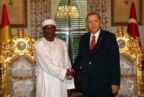 VALİDE SULTAN - Cumhurbaşkanı Erdoğan, Gine Cumhurbaşkanını Kabul Etti