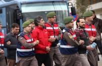 SUİKAST GİRİŞİMİ - Cumhurbaşkanı'na Suikast Girişimi Davasında 155 Polis Kayıtları Okundu