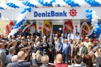 HAKAN ATEŞ - Denizbank Oltu Şubesi Açıldı