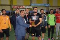 Eğitim Bir Sen Futbol Turnuvasının Finali Yapıldı