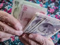 ENFLASYON RAKAMLARI - Emekliye üçlü ödeme
