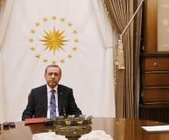 VALİDE SULTAN - Erdoğan, Gine Cumhurbaşkanını Kabul Etti