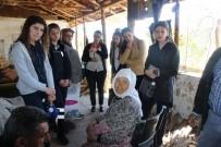 İBN-İ SİNA - Geleceğin Sağlıkçıları Kapı Kapı Hasta Ziyareti Yaptı