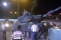 HAVA KUVVETLERİ KOMUTANLIĞI - Genelkurmay Karargahına Gitmek İçin Kışladan 16 Tank Çıkarmışlar