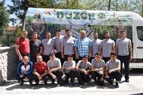 MEHMET KELEŞ - Güreşçiler Antalyaya Gidiyor