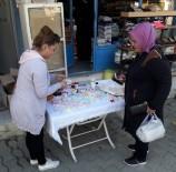 EL EMEĞİ GÖZ NURU - Hanımlar Kendi Ürettikleri Ürünler İle Bütçelerine Katkı Sağlıyor