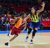 ABDİ İPEKÇİ - Kadınlar Basketbolda Derbi Zamanı