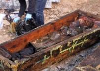 Kazıda cesedi bulunan Rus komutanın kim olduğu araştırılıyor