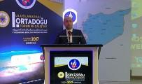Kırıkkale'de 1. Uluslararası Ortadoğu Forum Ve Çalıştayı