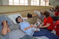 KAN BAĞıŞı - Kızılay'a 2 Günde 801 Ünite Kan Bağışı