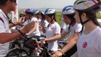 Kızıltepe De İlk Defa Bisiklet Yarışı Düzenlendi