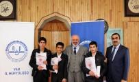 DIYANET İŞLERI BAŞKANLıĞı - Kur'an-I Kerimi Güzel Okuma Bölge Yarışması