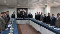 TÜRKİYE TAŞKÖMÜRÜ KURUMU - Maden İşçileri Eğitim Ve Spor Vakfı Mütevelli Heyeti Toplantısı Yapıldı