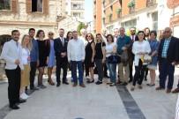 MESİR MACUNU FESTİVALİ - MAGİDER Yabancı Konuklara Manisa'yı Anlattı